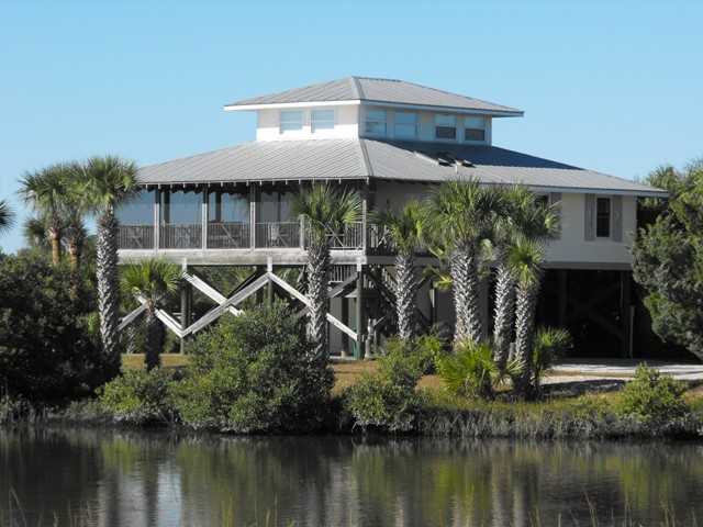 "The Cedar Key Point rental is one of those ""I'm in love"" places."
